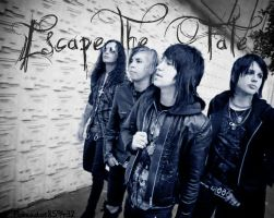 Escape The Fate by pokeadot85943