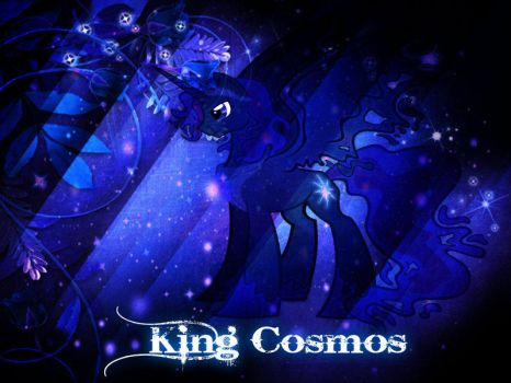 King Cosmos by Mobin-Da-Vinci