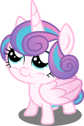 Vector #684 - Flurry Heart #2 by DashieSparkle