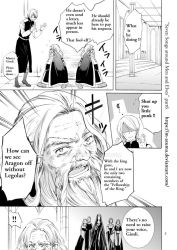 Seven Songs around Men and Elves ep6 page3 by M-azuma