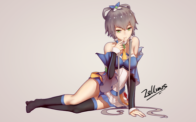 luo_tianyi by Zellmos