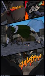The Realm of Kaerwyn Issue 13 Page 7 by JakkalWolf