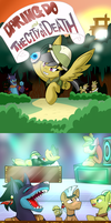 Daring Do Choose Your Own Adventure MLP (Com) Pt2 by ShujiWakahisaa