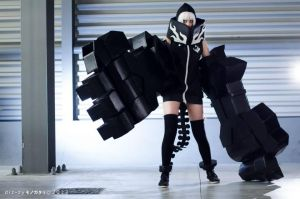 STRength Cosplay by Rocchan94