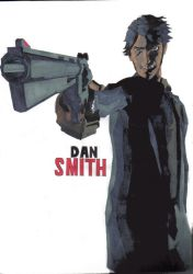 Dan Smith by residentevilrulz