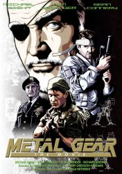 Metal Gear: the Movie by Nether83