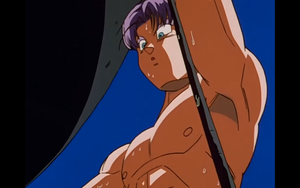 Trunks Shirtless 2 by TxPSupporter