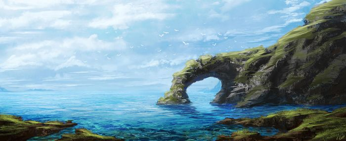 Speed paint 19 by Athayar