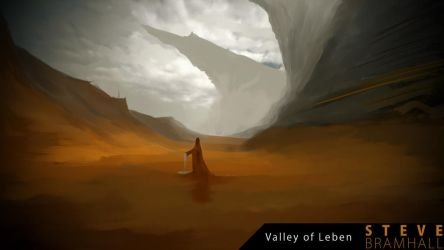 Valley of Leben by brammy7