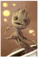 I am Groot by Jessiebphan