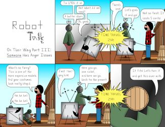 Robot Talk, Issue 6 by Down-Flower