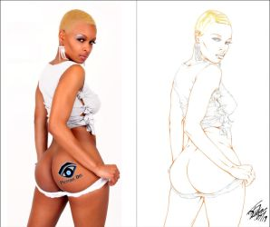 GIANI COUTURE SIDE2SIDE by ARTofTROY