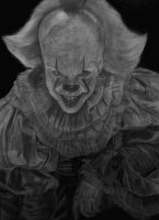 Pennywise  by saifulmir
