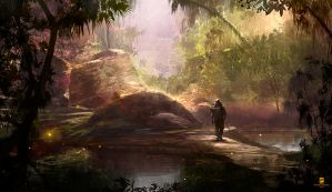 20150719 Jungle by psdeluxe