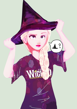 Wicked by Kittykatpaws