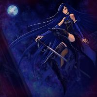 Game Art HQ Castlevania Series Art Tribute: Shanoa by emummy