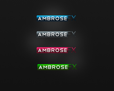 Logotypes by AmbroseFx