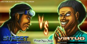 Street VS Virtuo by DeForrest