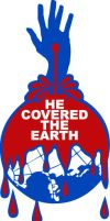 He Covered The Earth by RandomK