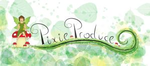 Pixie Produce Banner by Ideas-in-the-sky