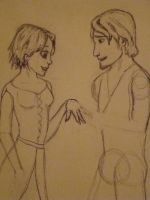 Tangled- A Promise Made WIP by Avatarone3
