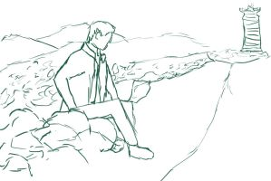Mushishi - The Long Road (WIP) by LuthNightbreeze