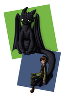 Sleepy Hiccup by Sofua