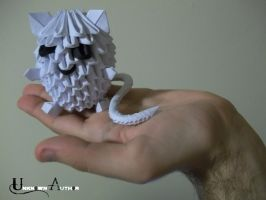 3D Origami - Nazar by Jobe3DO