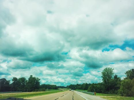 Tennessee highway by kaceymears