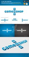 TIC TAC TOE LOGO TEMPLATE by design-on-arrival