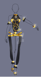 (Pending) Auction Adopt - Outfit 170 by CherrysDesigns