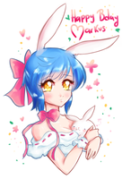 :gift: Bunny Love by himawari-tan