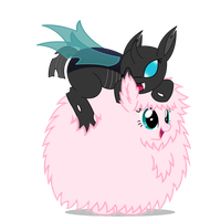 MLP:FIM: IT'S SO FLUFFY! by AvatarRaptor
