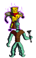 Squidward's Stand by LANCET-PRIME
