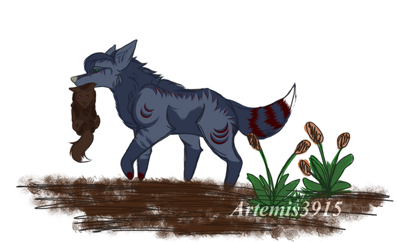 A Day in the Swamp {Doodle} by Artemis3915