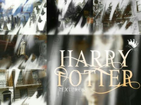 Harry Potter Textures Pack - 5 Textures by DeanaWattCuZbici