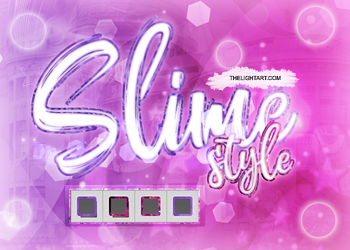 SLIME STYLES PACK by ThelightartOFC