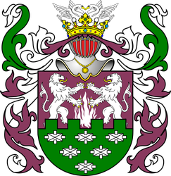 Some personal coat of arms by SMiki55