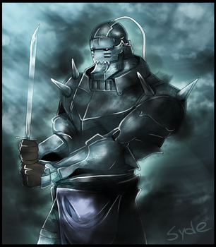 Alphonse by SydeBiased