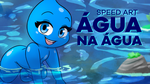 Water in the Water   Speed Art by joaoppereiraus