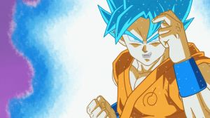 Son Goku Super Saiyan Blue by Dark-Crawler