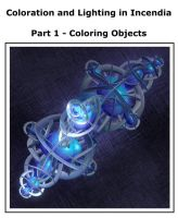 Coloring Objects in Incendia by DeirdreReynolds