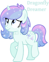Dragonfly Dreamer - Offer To Adopt - SOLD by MonkFishyAdopts