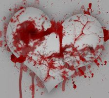 Broken Heart by external-linq by 10inPhotoshop