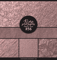 Papers pack #56 - Rose gold papers by lune-blanche