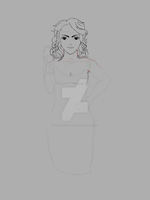 Janet - In progress FK fan art by tragicallyhipster