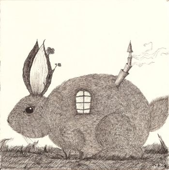 Every Bunny In It's Place by DuaneJealousy