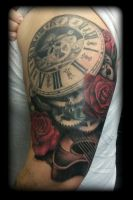 Guitar by state-of-art-tattoo