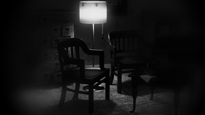 The room. - Desaturated!! by gagsays