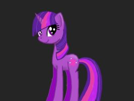 Twilight Sparkle :D by Narwhals-are-beast